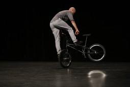 Naujojo cirko stotelėse – dviračių pasaulio vicečempionas