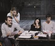 """""""Sirenose"""" spektaklį apie holokaustą pristatantis Jernej Lorenci: nesame pasiruošę net pabandyti priartėti prie to, ką žmonės patyrė tuo metu"""