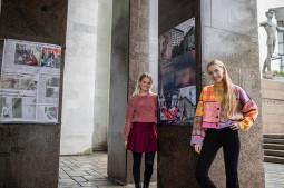 Kaune paroda apie kontroversiškai vertinamą meno formą