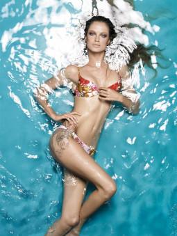 Vandenyno karalienė pagal Steven Meisel