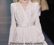 Fatališkos moters įvaizdis Christian Dior pavasario-vasaros kolekcijoje!