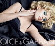 Scarlett Johansson ir D&G make-up reklama