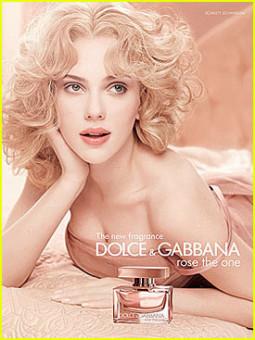 "Dolce & Gabbana:""Scarlett Johansson – seksuali!"""