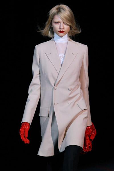 Givenchy ruduo/žiema 2010-2011