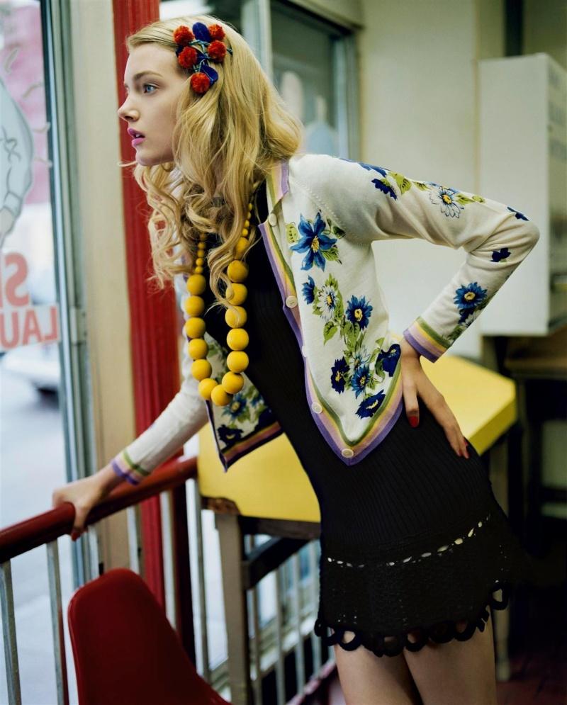 Lily Donaldson-Morning Beauty