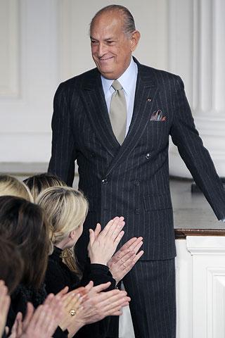 Oscar de la Renta ruduo/žiema 2010-2011