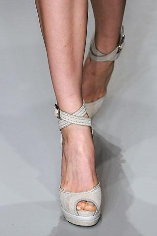 Donna Karan pavasaris-vasara 2010 - batai