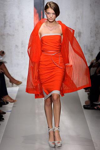 Donna Karan pavasaris-vasara 2010