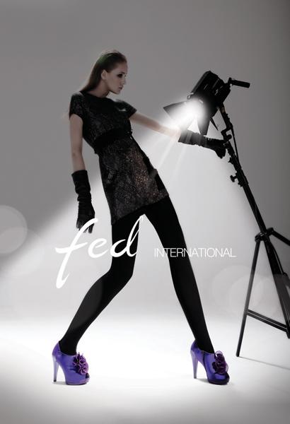 FED international rudens/žiemos 2009 metų  reklaminė kompanija
