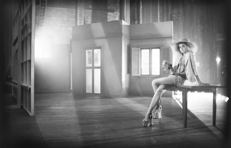 Natalia Vodianova pagal Glen Luchford