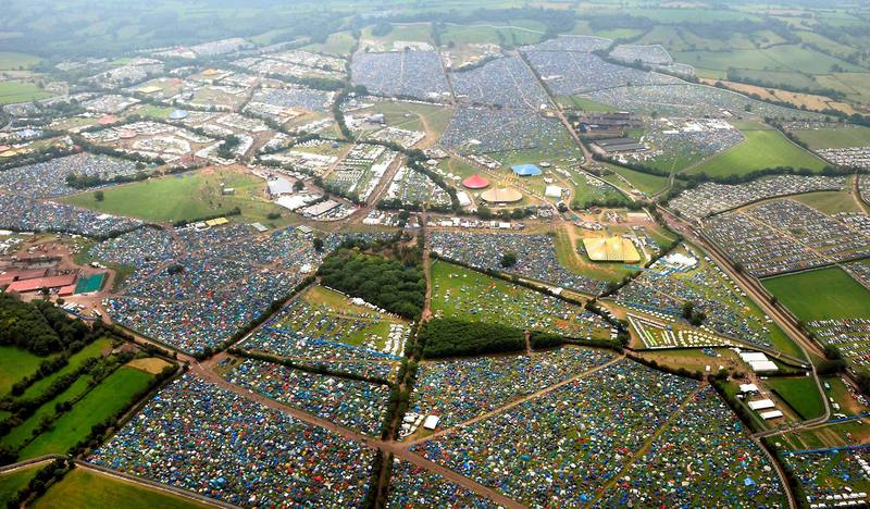 Glastonbury Music Festival