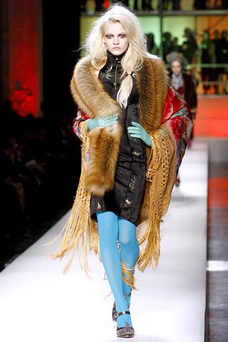 Modelis: Ginta Lapina