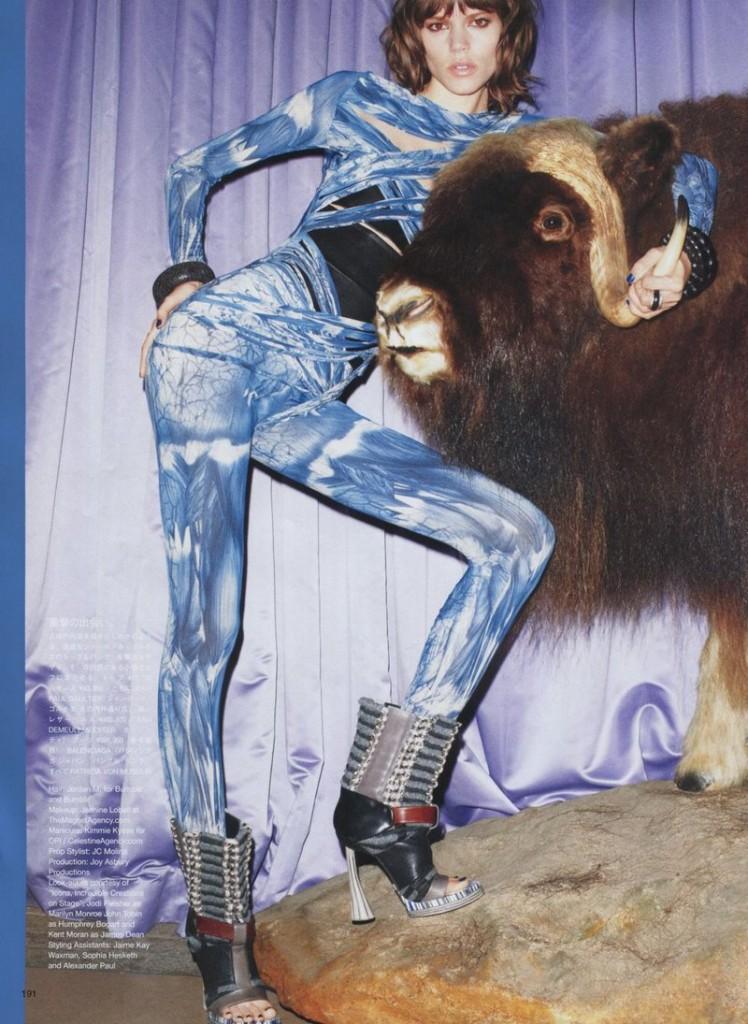 Labai amerikietiškas Terry Richardson