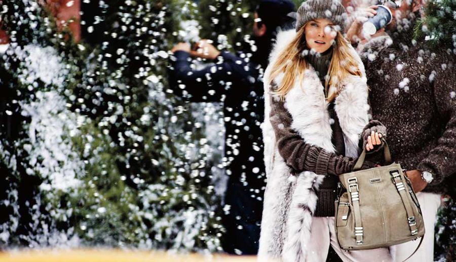 Žiemos pradžia. Michael Kors