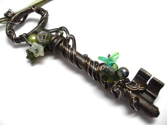 Passage Necklace no. 239 Kaina: $50.00 USD