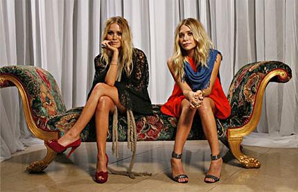 Olsenų dvynės