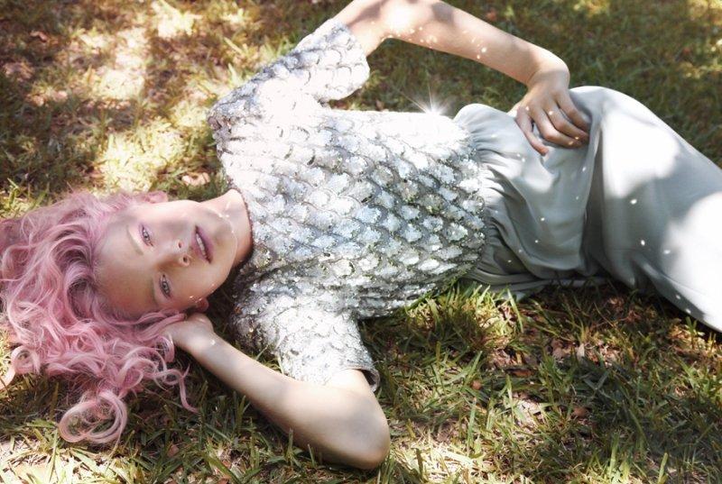 Saulėta žiema su Courtney Vogler
