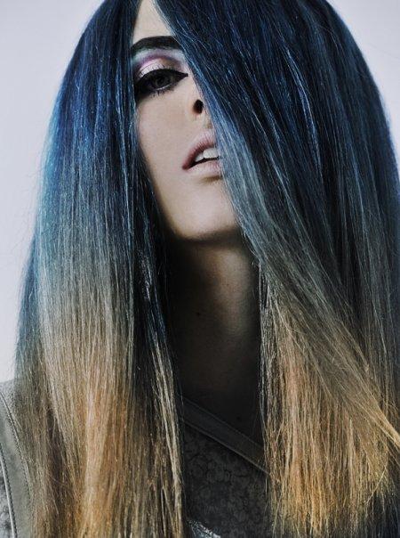 Šešėliai plaukuose