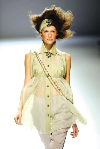 Japoniška elegancija:Junya Tashiro