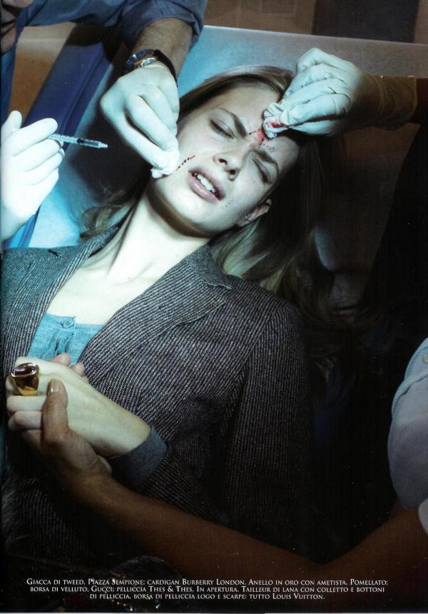Ford ir Meisel chirurgų kailiuose