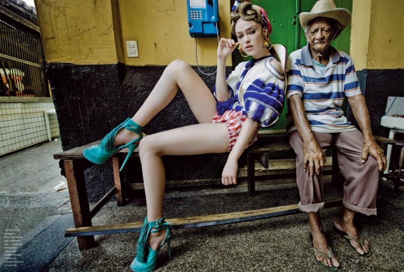 Flair, 2011-ųjų kovas: Brazilija!