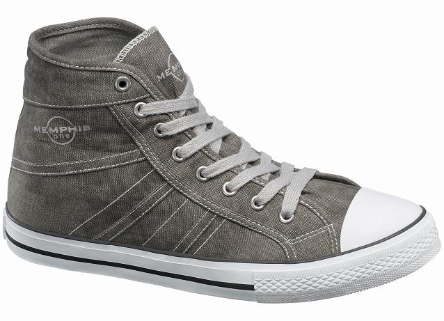 """Madingi sportinio stiliaus """"Memphis One"""" chaki spalvos batai su paaukštintu auliuku"""