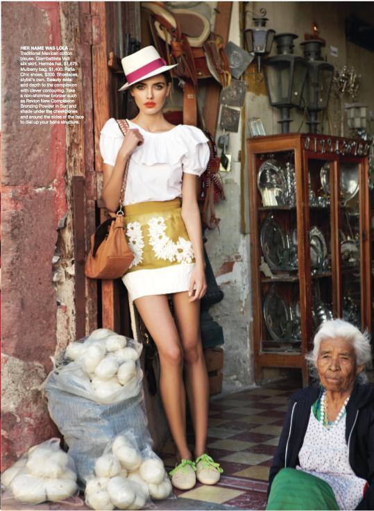Vogue Australija 2011 kovo mėn. numeris