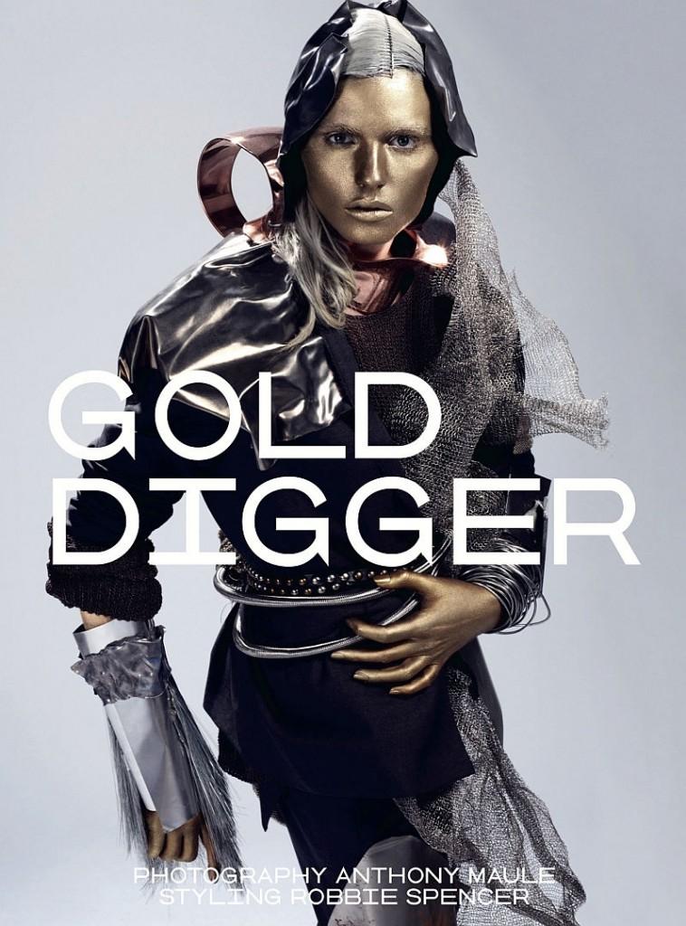 Androginiškasis aukso kasėjas