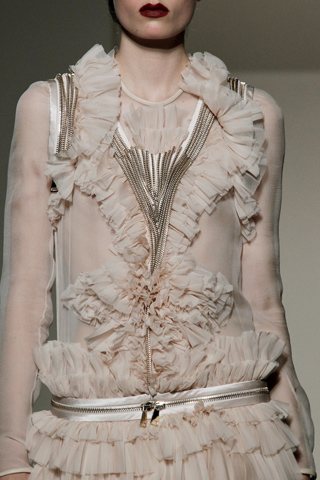 Givenchy s/s 2011