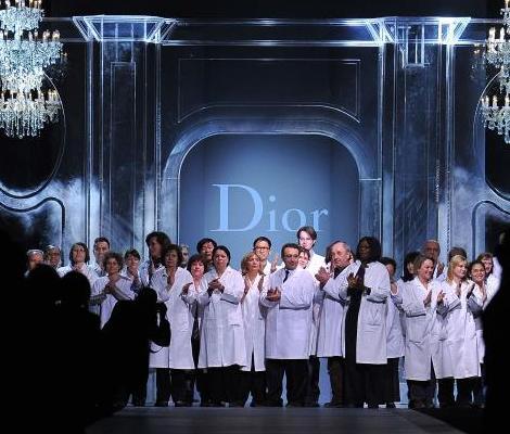 Atsisveikinimas su Dior