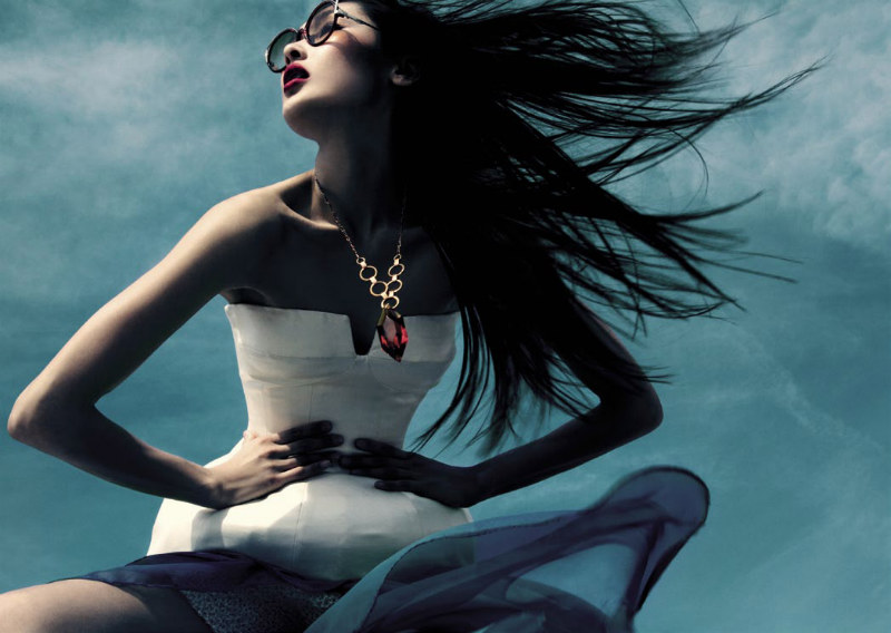 Azija, dangus ir Elle Vietnam