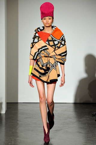 Sass and Bide F/W 2011-2012 kolekcija