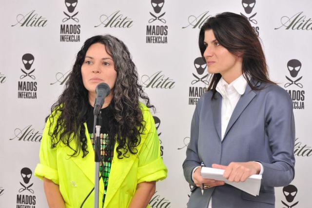 Sandra Straukaite ir  Renata Mikailionyte
