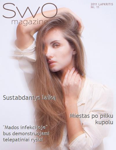 SwO magazine|2011-Lapkritis