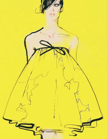 Mados iliustratorius David Downton