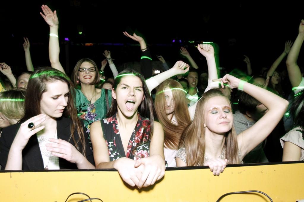 Menų fabrike Loftas įvyko ryškiausias metų koncertas