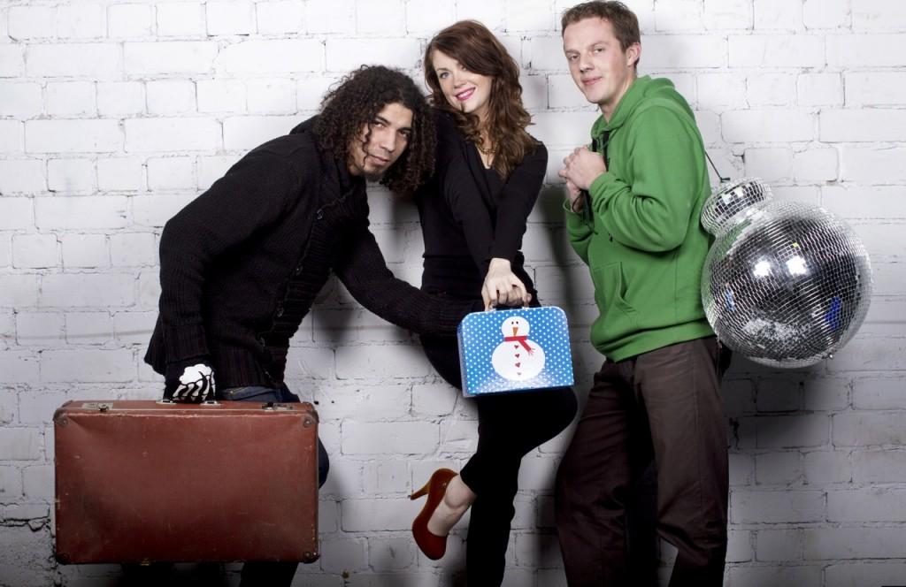 """Grupė """"Skamp"""" davė Kalėdinį pažadą"""