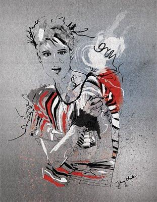 Mados iliustratorius Johnny Cheuk
