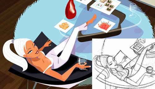 Mados iliustratorius Monsieur Z