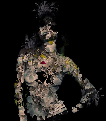 Kompiuterinės grafikos iliustratorius Alberto Seveso