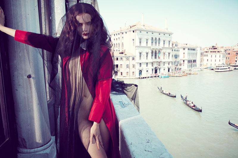 Dieviškoji Venecija_Anna de Rijk