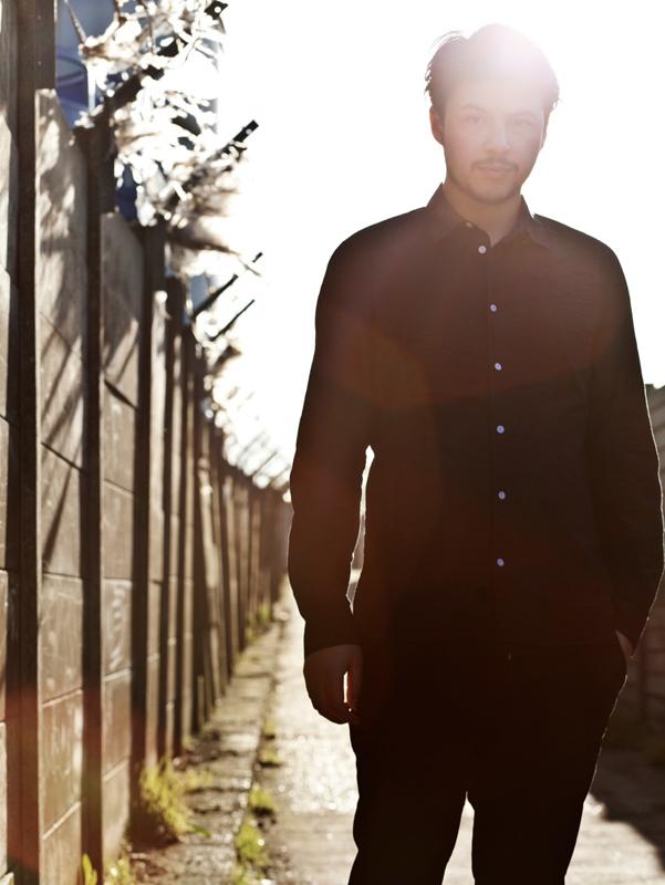 Jamie Woonas: Esu nerami būtybė