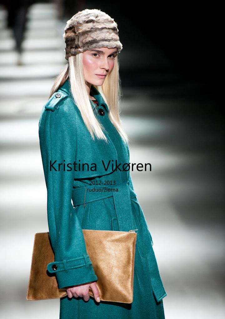 Kristina Vikøren FW 12/13