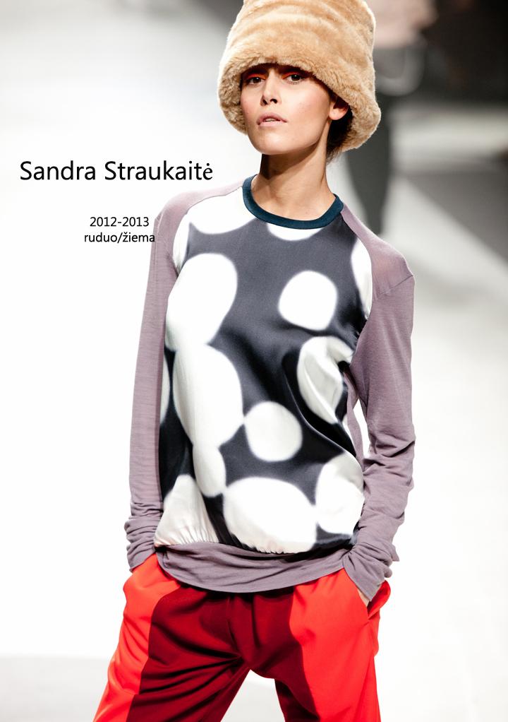Sandra Straukaitė FW 12/13