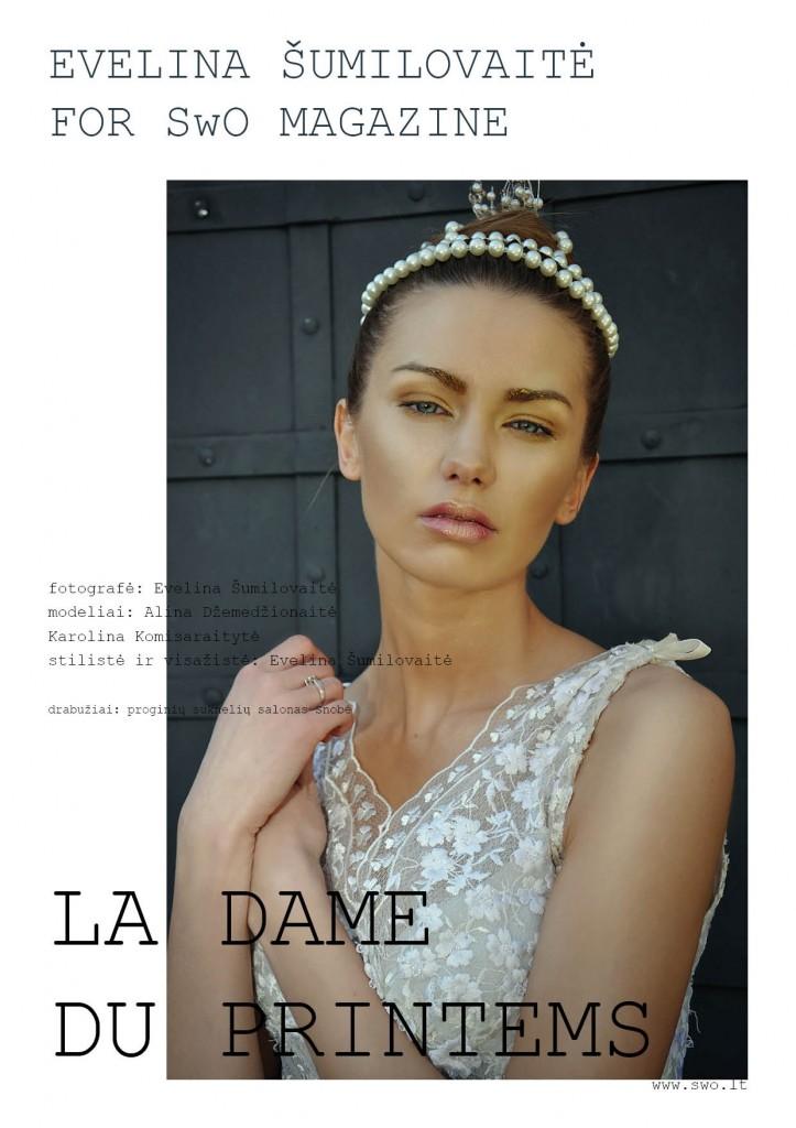 La Dame Du Printemps