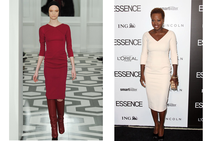 Viktoria Beckham drabužiai plius dydžiui atrodo geriau?