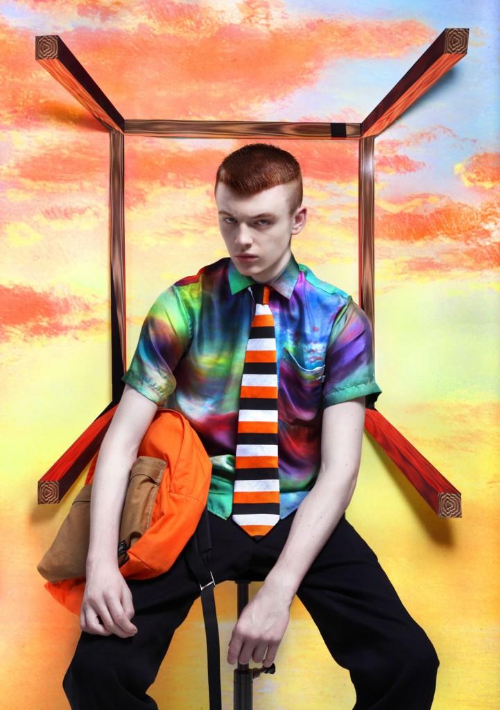Vogue Homme Japan S/S 2012