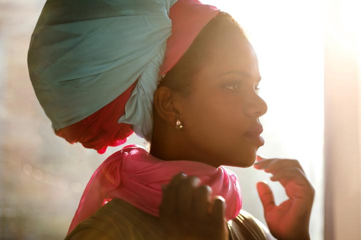 Kolekcijos pristatymas: Afrikos tendencijos po atviru dangumi
