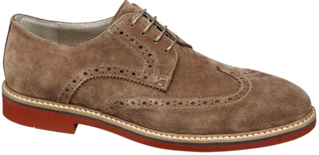 Stilingiems vyrams puikiai tiks klasikiniai vasariniai batai su modernia perforacija.