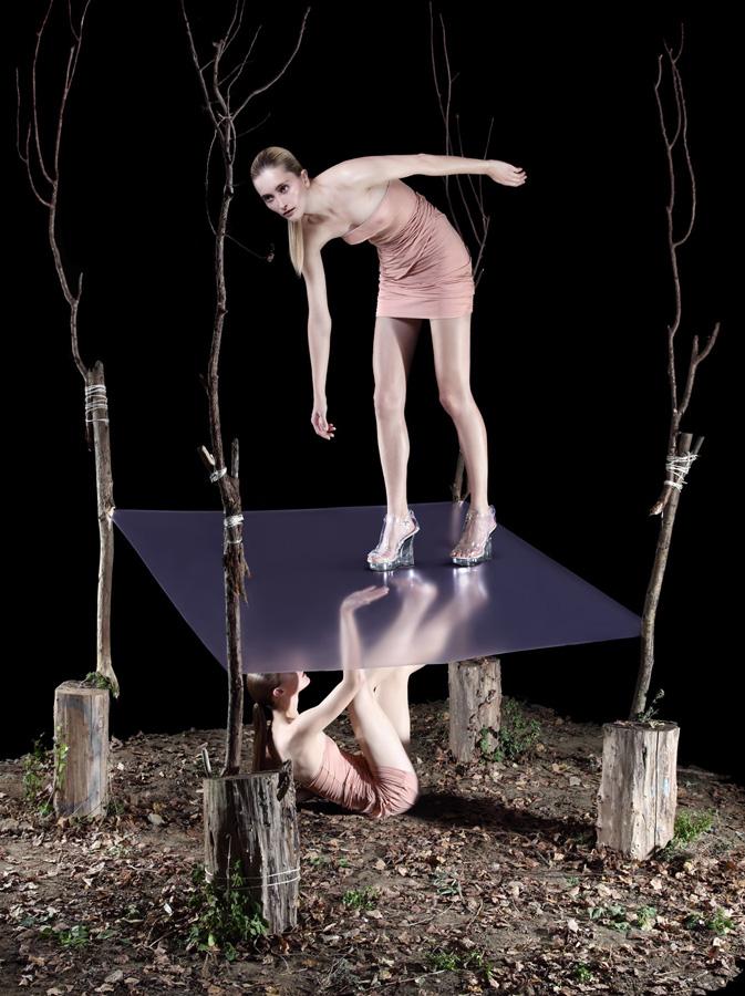 Frederik Heyman ir stulbinančios vaizdo manipuliacijos